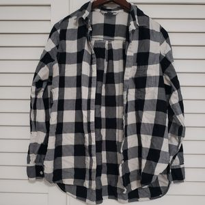 Old navy classic buffalo checked flannel
